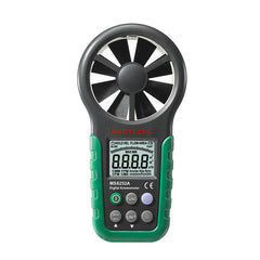 MASTECH MS6252A Digital Anemometer Wind Speed Meter with Bar Graph