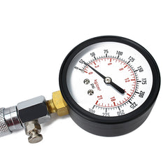 G324 Car Gas Cylinder Pressure Gauge Instrumentation Detector Diagnostic Tool