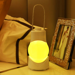 Creative Music Oortable Nightlight Smart Switch Rechargeable Decorate Music Light