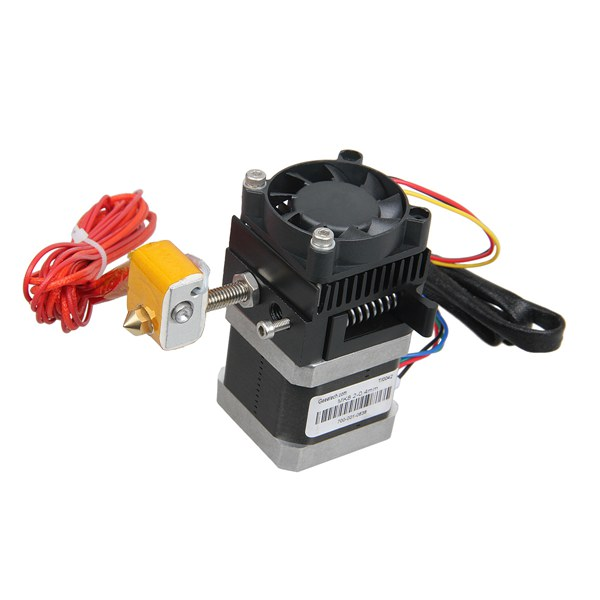 MK8 Extruder 1.75mm 12V Assembled Printhead For 3D Printer