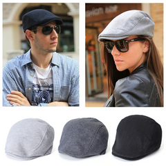 Brooklyn Flat Cap