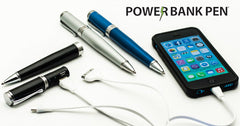 Balpen Powerbank (4 in 1)