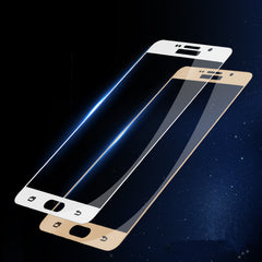 3D Full Screen Cover Tempered Glass voor Samsung Galaxy A5 / A7