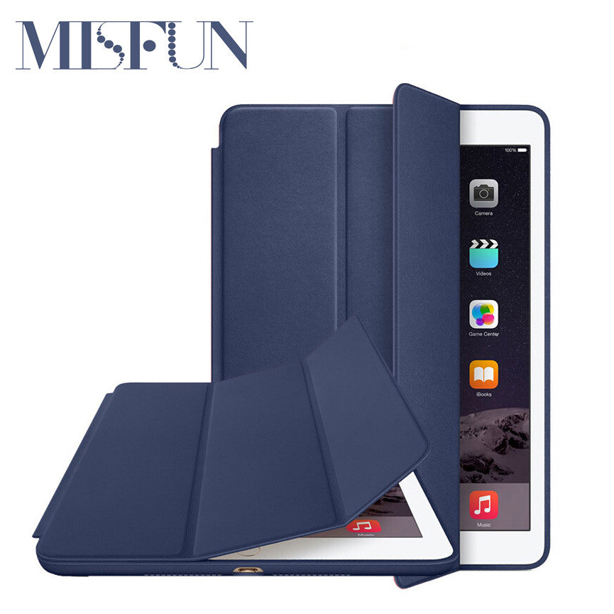 Slim Case iPad Air 2-air 1 ( iPad 5 6 ) For iPad Mini 1 2 3 Stand-Diverse kleuren