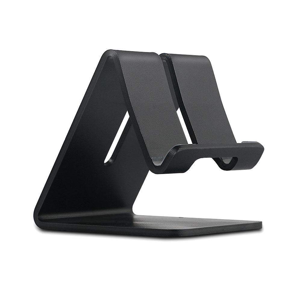 Universal Aluminum Mobile Phone Tablet Desk Holder Stand for iPhone 7 / 7 Plus 6s 6 5s 5