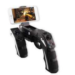 IPEGA Gun Style Wireless Bluetooth Game Controller Joystick Gamepad Handset for Smartphone Tablet TV Box