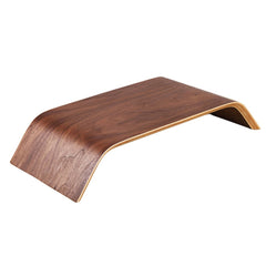Universal Monitor iMac Voet Solid Wood voor 21.5/27-inch / Macbook