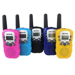 Mini Walkie Talkies (2 stuks)