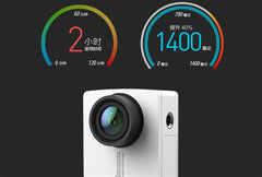 "Xiaomi YI 4K Action HD Camera 2 II 2.19"" Retina Screen IMX377 12MP 155 Degree"