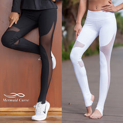 Curved Legging / Gym / Yoga / fitness / elastisch