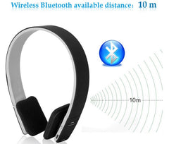 Draadloze Bluetooth Stereo Koptelefoon met  Noise Reduction