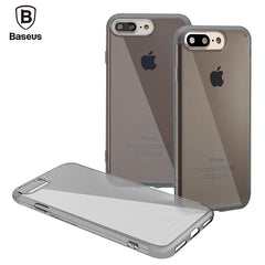 Voor Apple  iPhone 7/ 7 Plus Cover Transparent