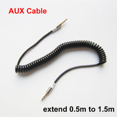 Stereo Audio jack 3.5mm to 3.5mm Male to Male Line In Car Aux Cable