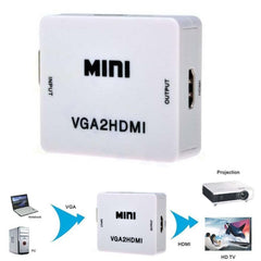 mini VGA naar HDMI adapter