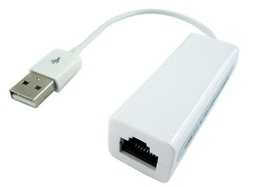 Ethernet naar USB 2.0 (Lan adapter)