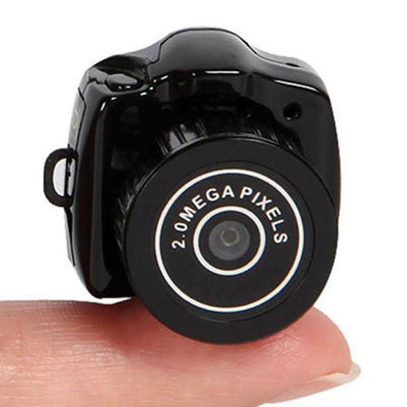 Mini Camera HD (2.0 pixels, video, audio DVR camera)