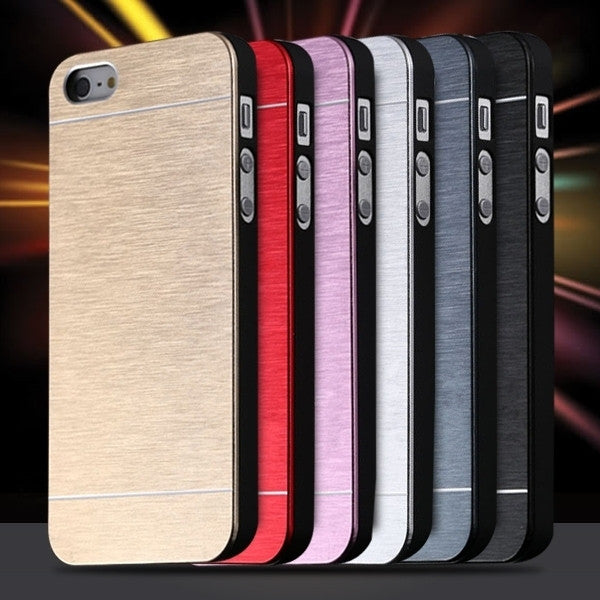 Luxe Iphone 4, 5 en 5S en 6 cover