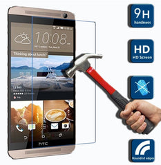 Tempered Glass screenprotector voor HTC (alle modellen)