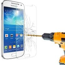Tempered Glass screenprotector voor Samsung: S2,S3, S4, S5, S6, S7 Note 7 (Ultra sterk)