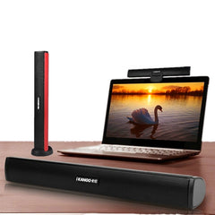 Laptop Soundbar (Universeel, Usb, 2 kleuren)
