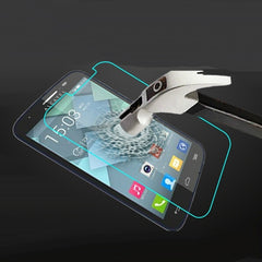 Tempered Glass screenprotector voor Alcatel (alle modellen)