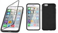 Iphone 6 en 6 plus 2 in 1 screenprotector 6 verschillende kleuren