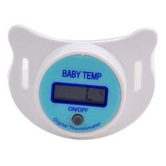 Baby speen thermometer