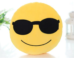Emoji Smiley kussens