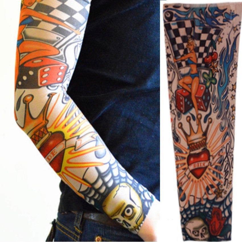 Tatoo sleeves