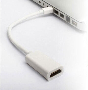 Thunderbolt mini naar HDMI