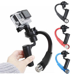 Mini handgrip video gimbal steadicam stabillizer (go pro Hero 4)