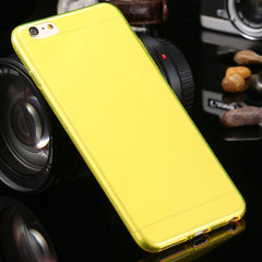 Transparante iPhone cover / Diverse kleuren (iPhone 6/ 6+)