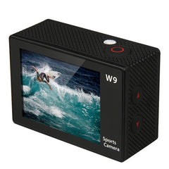 Action camera  (1080P, Waterdicht) + Gratis set twv 29,99