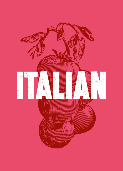 Great Food Made Simple - Italian - Digital Download