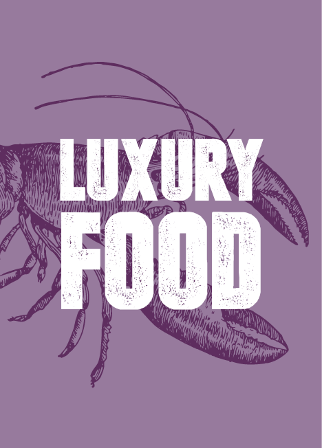 Great Food Made Simple - Luxury Food - Digital Download