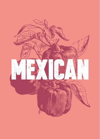 Great Food Made Simple - Mexican - Digital Download