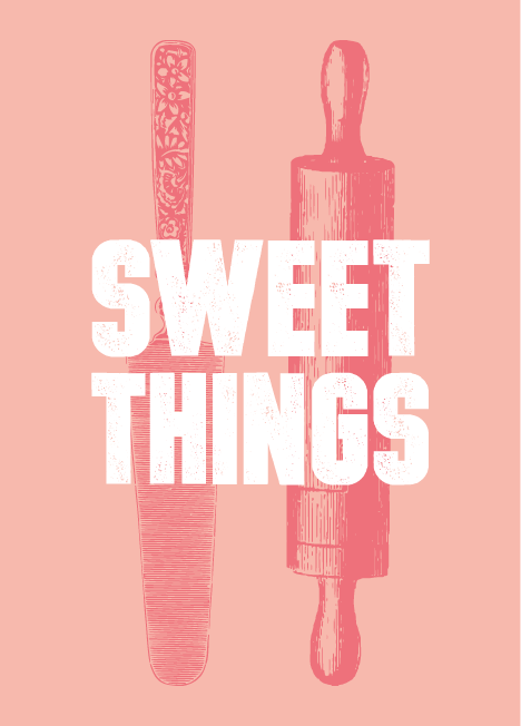 Great Food Made Simple - Sweet Things - Digital Download
