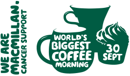 Macmillan Coffee Morning & Bakery Demo