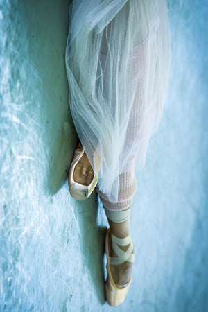 Pointe Shoes 3