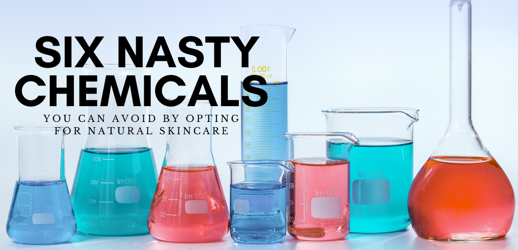 Six Nasty Chemicals to Avoid in Your Skincare