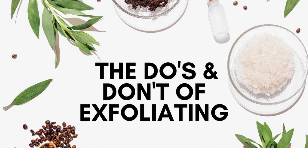 The Dos & Donts of Exfoliating