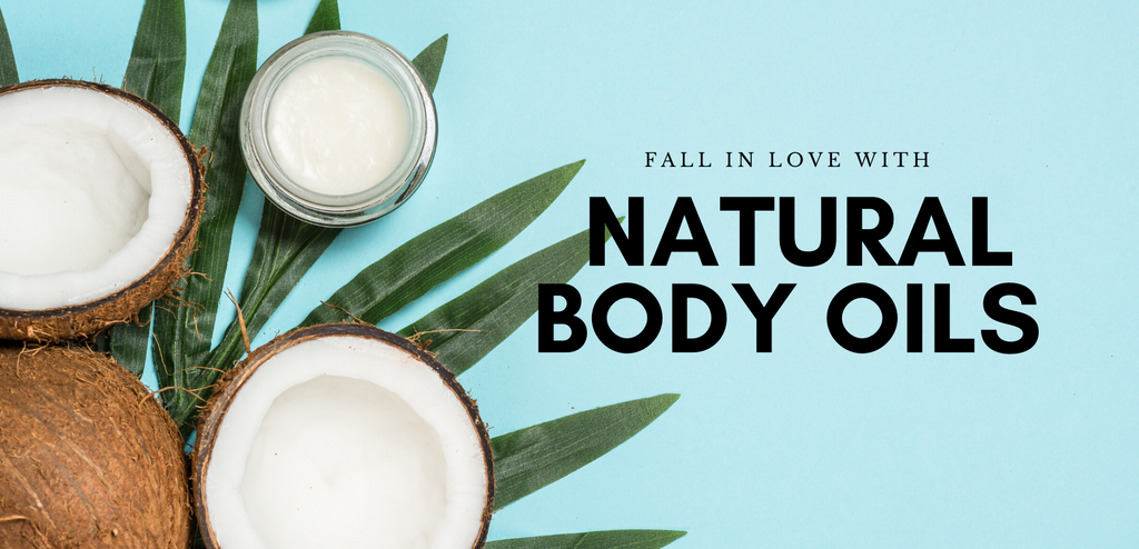 Natural Body Oils