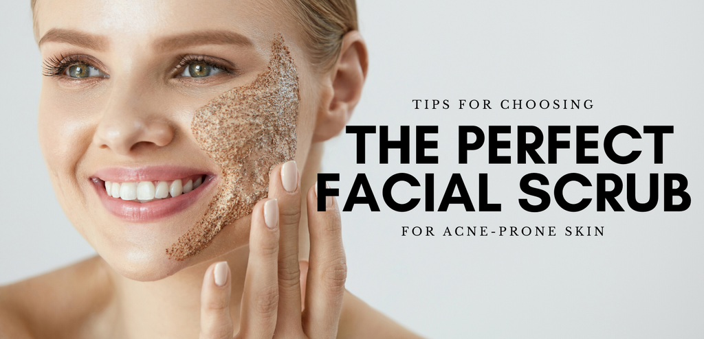 The Perfect Facial Scrub