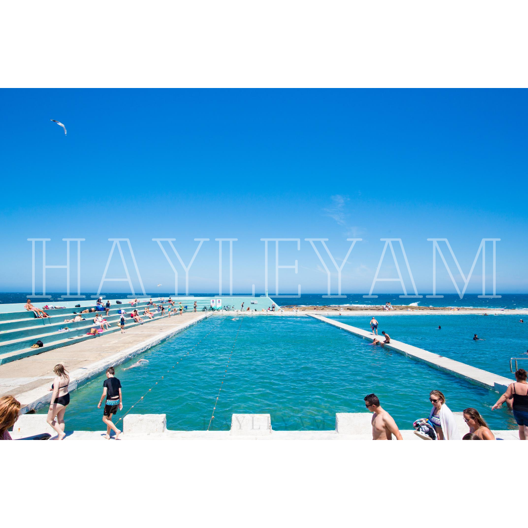 Scrubba Body Newcastle Baths Blank Greeting Card - HayleyAM