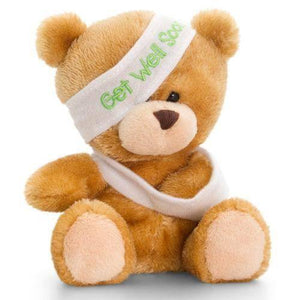 Get Well Soon Teddy 14cm
