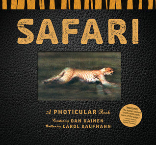 Safari Scamination book