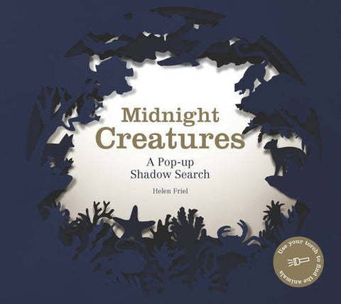 Midnight Creatures: A Pop-up Shadow Search by Helen Friel