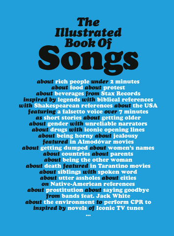 ILLUSTRATED BOOK OF SONGS