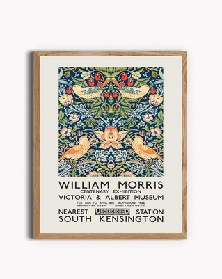 William Morris Print