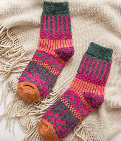 Winter Thick Warm Wool Socks
